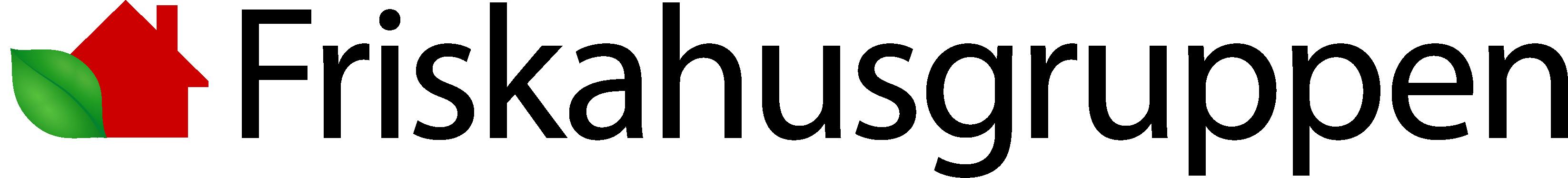Friska hus gruppen logotyp